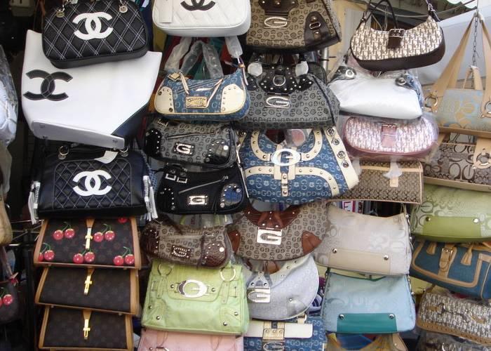 Fake Bags, Real Victims