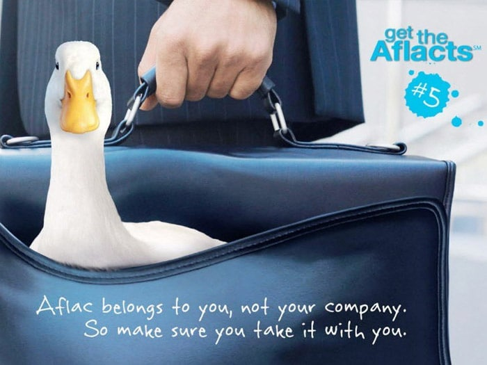 aflac-quacker-brand-driver