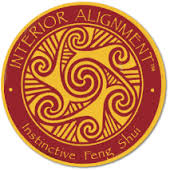 Logo for Interior Alignment Feng Shui training