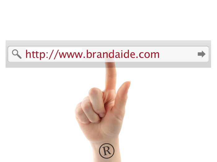 Using Your Website to Register a Trademark