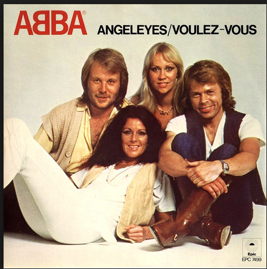ABBA Trademark for musical recordings
