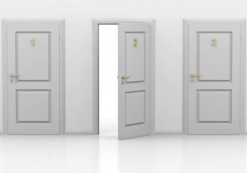 Three Doors to a Registered Trademark: Your Choice