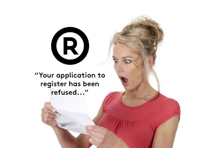 5 Reasons Your Trademark Registration Will Be Rejected