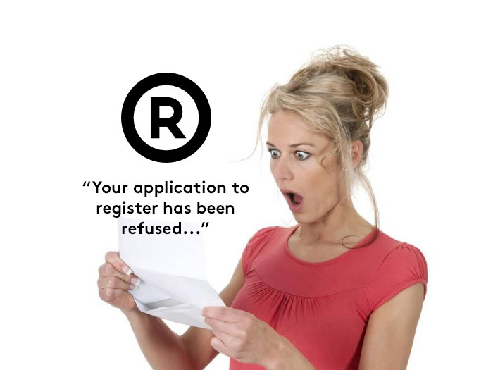 5 Things to Do If your Trademark Application is Rejected