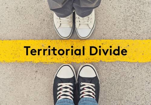 Register a Trademark? If you don't, territorial rights are an issue
