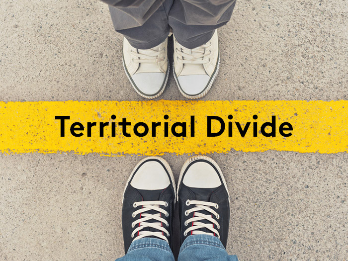 Territorial Rights-the divide
