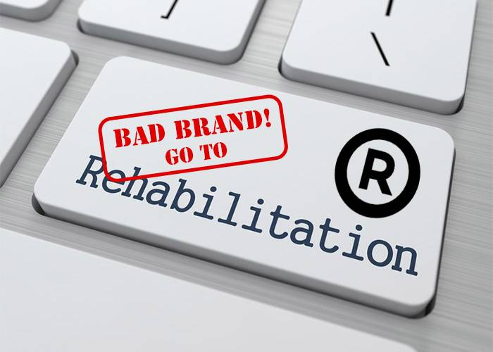 Rehab for Bad Brands