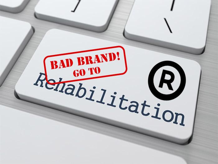 Bad Brand! Go to Rehab