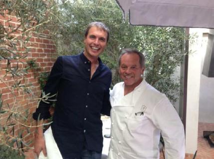 The Kitchen Chefs Meet 2012